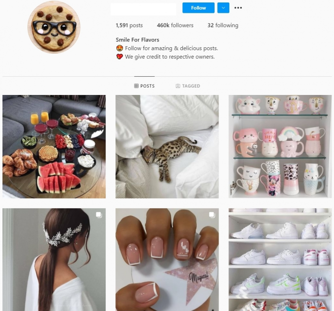 460K Fashion Lifestyle Instagram Account for Sale